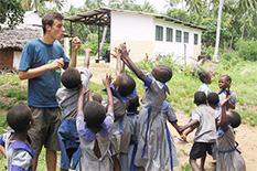 Ontwikkelingshulp medewerker/vrijwilliger