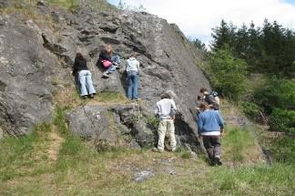 Bachelor in de geologie